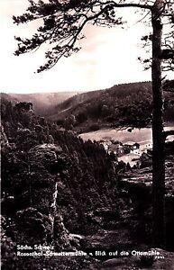 Sächs. Schweiz , Rosenthal-Schweizermühle, DDR , Ansichtskarte - Schwerin, Deutschland - Sächs. Schweiz , Rosenthal-Schweizermühle, DDR , Ansichtskarte - Schwerin, Deutschland