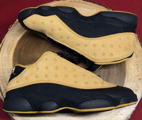 Jordan Retro XIII 13 Low Chutney Black Wheat Flint