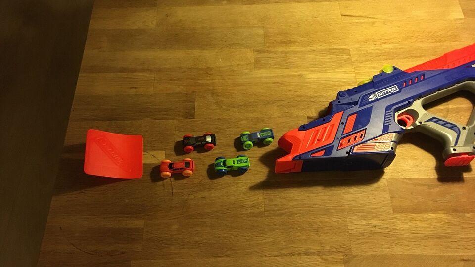 Våben, Bil Nerf , Nerf Nitro
