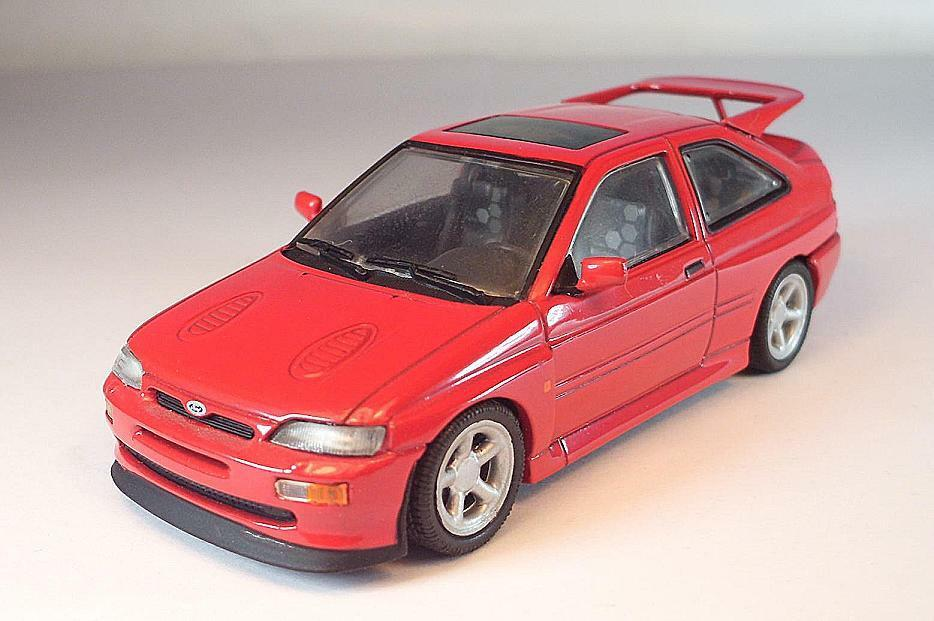 MINICHAMPS PMA 1 43 Nº 082100 FORD ESCORT RS COSWORTH Rouge  1699