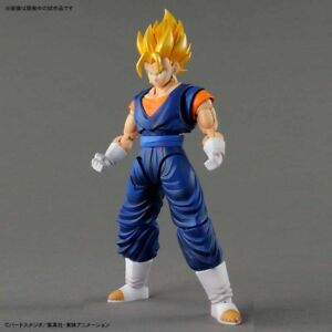BANDAI-DRAGON-BALL-Z-FIGURE-RISE-VEGETTO-SUPER-SAIYAN-VEGETH-MODEL-KIT-16cm-NEW