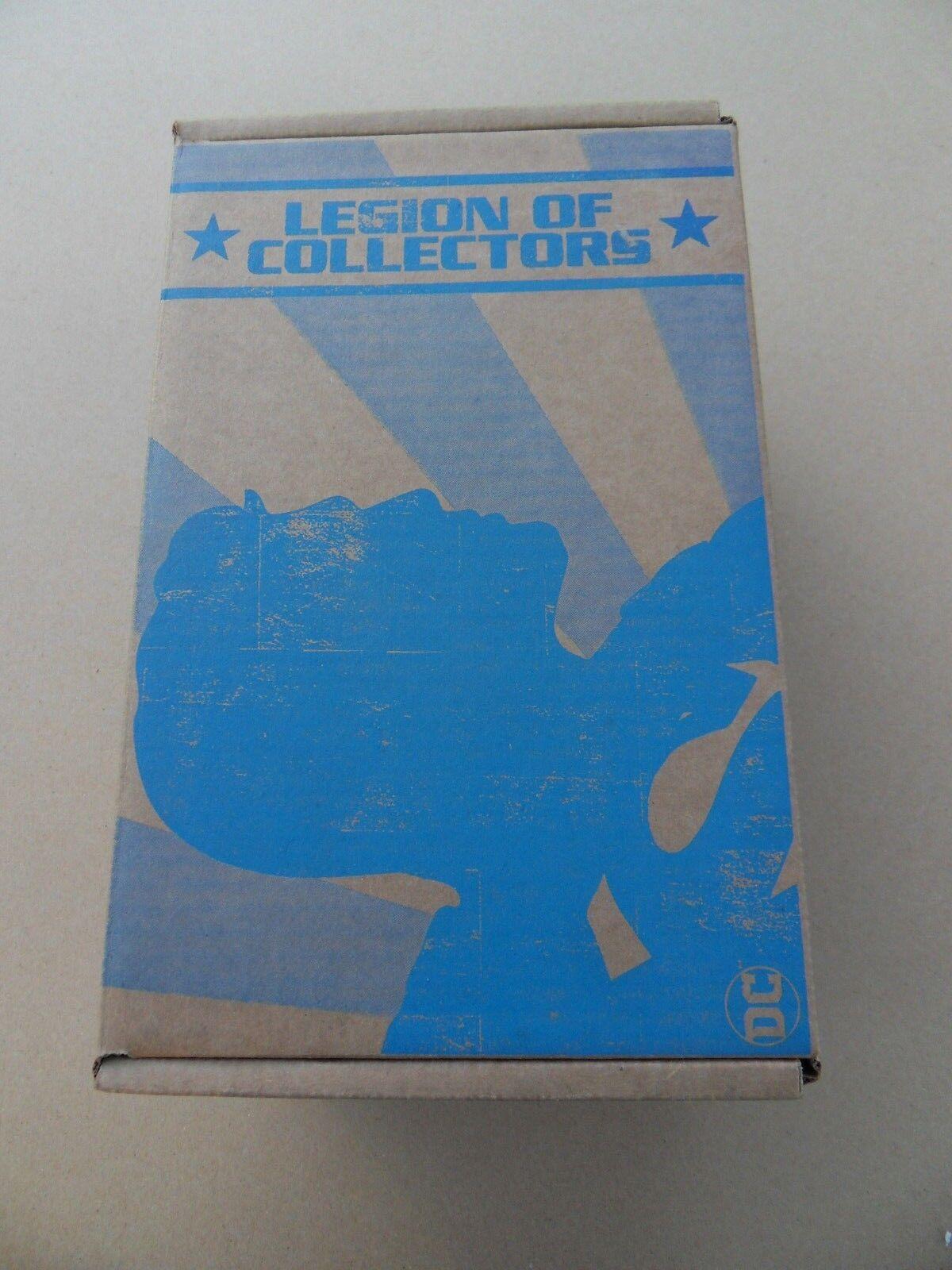 DC Legion Of  Collectors scatola   Superuomo . diverdeimentoko Pop  . completare scatola . 8 items    per il tuo stile di gioco ai prezzi più bassi