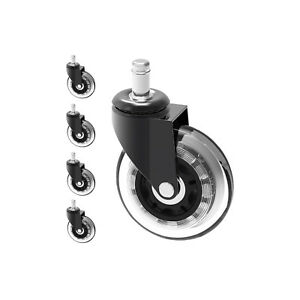 Exceptional Image Is Loading Heavy Duty Office Chair Caster Wheels 3 034