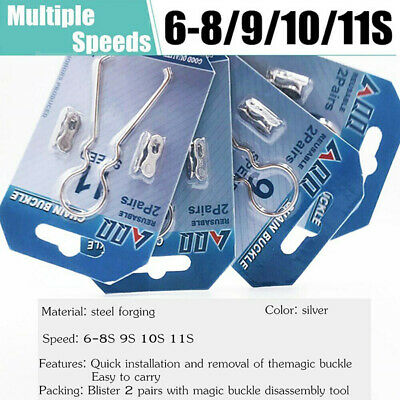 Mini Bicycle Chain Quick Pliers Link Clamp MTB Bike Magic Buckle Removal Tool