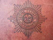 Regimentsgeschichte, Preußisches 2. Garde-Regiment zu Fuß 1813-1897