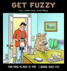 The Dog Is Not a Toy: House Rule #4 by Darby Conley (Paperback / softback, 2001)
