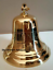Antique-Brass-Wall-Bell-Titanic-Ship-039-s-School-Pub-Last-Orders-Dinner-Door-8-inch thumbnail 8