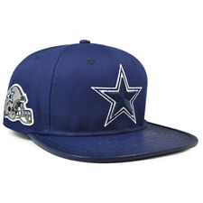 new concept 4e26a bfb38 Dallas Cowboys Pro Standard Solid Navy Strapback NFL Adjustable Hat