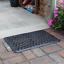 JVL-Honeycomb-40x60cm-Heavy-Duty-Entrance-Outdoor-Doormat-Door-Mat thumbnail 1