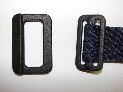 Steck Gurtschnalle 45mm Clip Buckle Rucksack Schwimmweste Steckschnalle Gurt N6