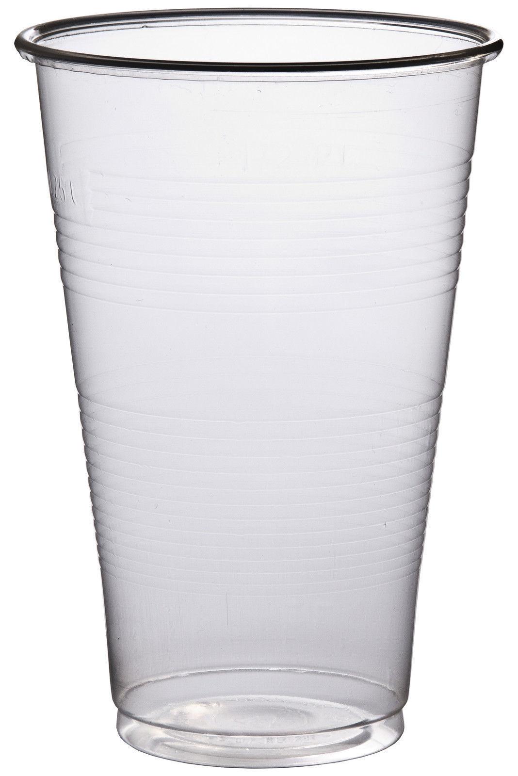 Forte pinte plastique moitié pinte Forte 300ml jetables verres à bière boisson cups 127103