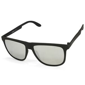 6aad7f15b7 Carrera 5003/ST DL5/SS Matte Black/Silver Mirror Men's Rectangular ...