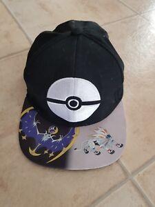 Pokemon Sun And Moon Cap