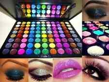 Beauty Treats 88 PRO Glitter Cream Color Eye Shadow Makeup Eyeshadow Palette .
