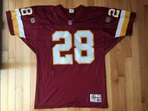 Washington Redskins Jersey Sz