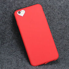 Shockproof Thin Silicone Flip Soft TPU Case Cover Skin for iPhone 5 6 6s 7 Plus