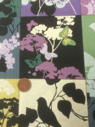 Prospect Park 4512 Kitty Yoshida Benartex Wildlife 100/% Cotton Quilting Fabric
