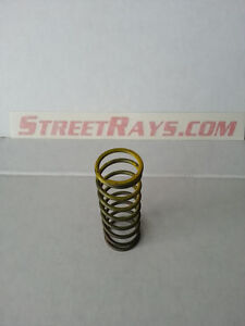 Details about Tial Blow Off Valve Q QR BOV 50mm Spring -12 Psi / YELLOW 24  IN/HG VACUUM