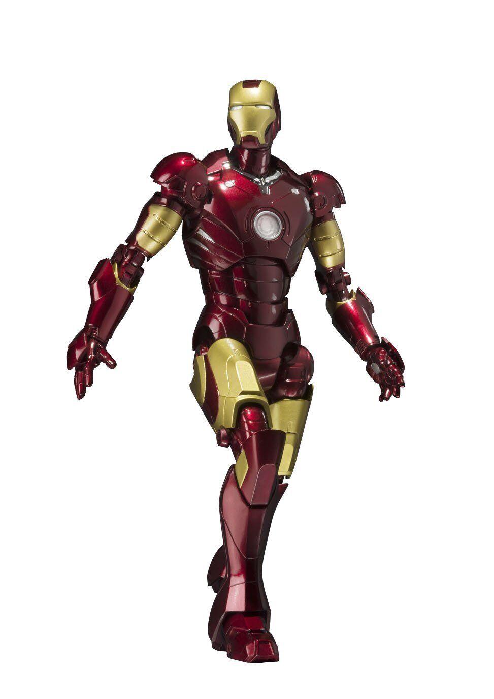 Bandai S.H.Figuarts Iron Man Mark 3 Japan version
