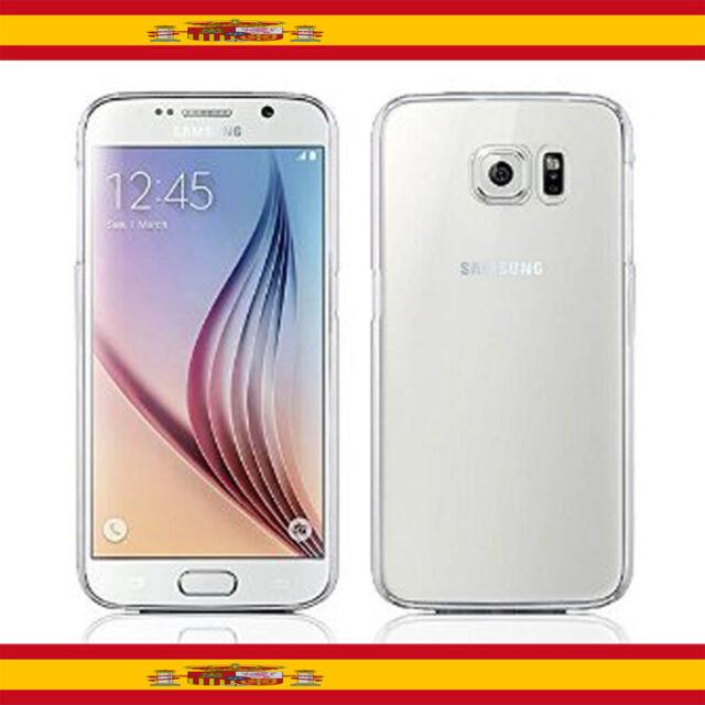 Funda de Gel TPU cristal transparente para Samsung Galaxy S6 SM-G920F
