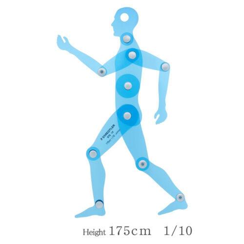 Staedtler JAPAN 976 14 Drafting Mechanical dirigeant Humanoïdes personne Modèle