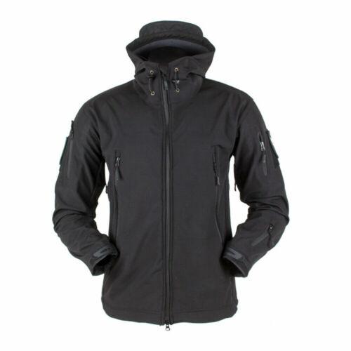 UK Men Winter Warm Military Coats Waterproof Jacket Tactical Military Soft Shell