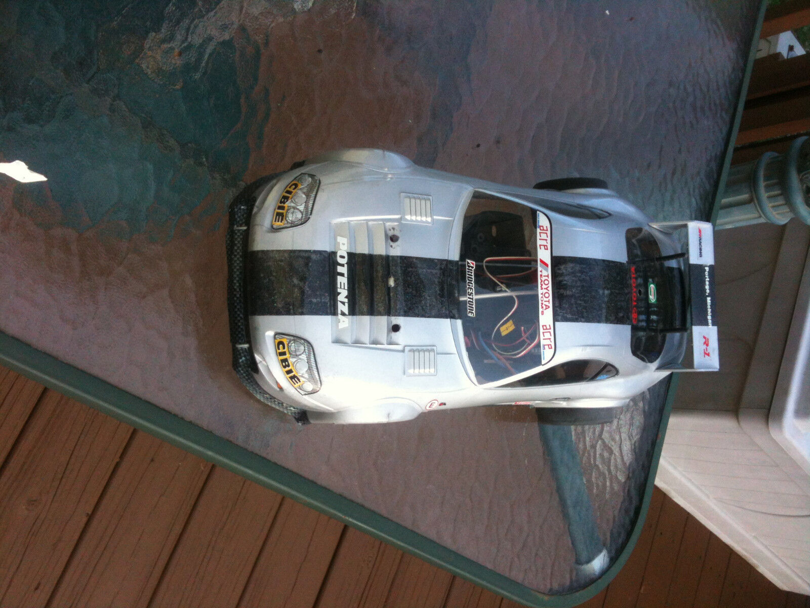 TAMIYA 58170 1 10 CASTROL TOYOTA Vintage Supra-GT Supra-GT Supra-GT RC RACE CAR  4WD TAO2W ta-02 339aaa