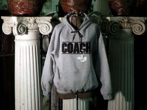 Felpa con Coach cappuccio Neck Lamaze Crew Fwqt84