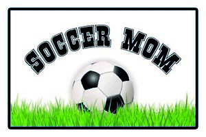 Soccer-Mom-Foot-Ball-Tin-Sign-Shield-Arched-Tin-Sign-20-x-30-cm-CC0981