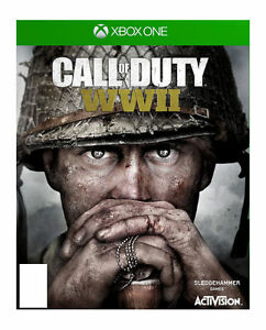Call-of-Duty-WWII-WW2-Xbox-One-Mint-Condition-1st-Class-Fast-Dispatch