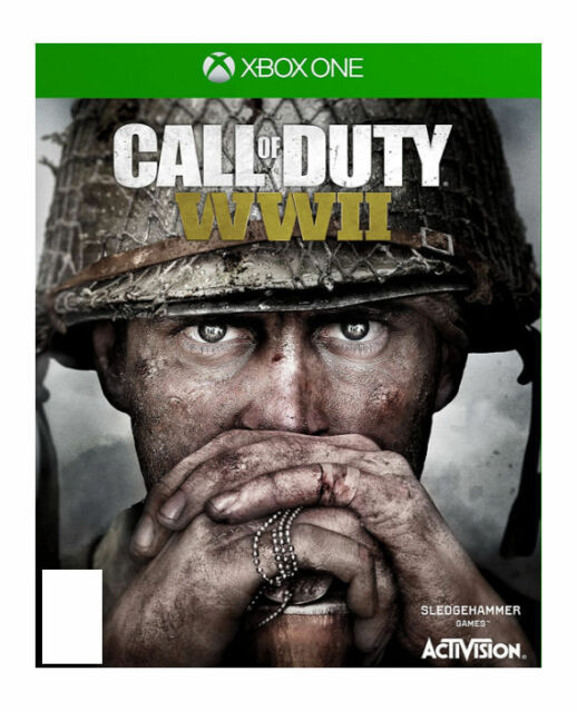 Call of Duty: WWII WW2 (Microsoft Xbox One, 2017) Fast and Free UK Postage