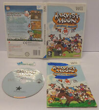 Console Game Gioco NINTENDO WII PAL ITALIANO ITA - HARVEST MOON MAGICAL MELODY -