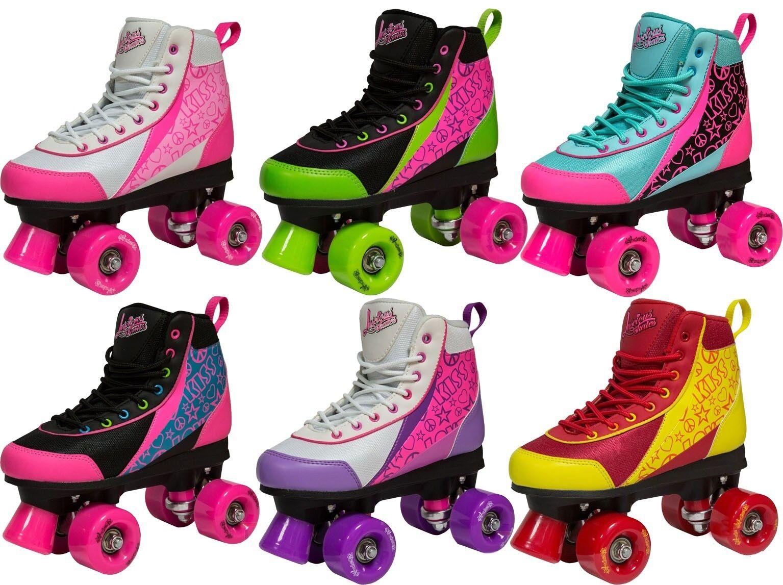 Luscious Quad Rollschuhe Rollerskates Roller Skates