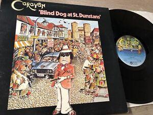 Caravan Blind Dog At St. Dunstans Vinyl LP UK BTM Records BTM 1007 - Hoppegarten, Deutschland - Caravan Blind Dog At St. Dunstans Vinyl LP UK BTM Records BTM 1007 - Hoppegarten, Deutschland