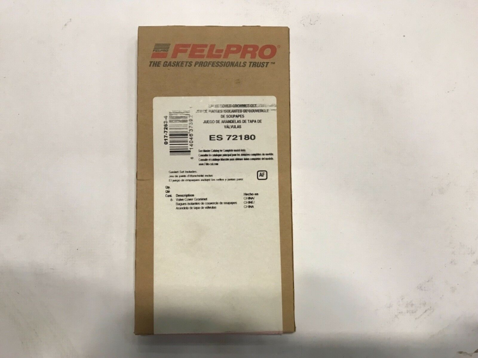 Fel-Pro ES 72180 Valve Cover Grommet Set