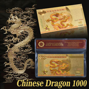 WR-Chinese-Dragon-Colored-Gold-Banknote-1000-RMB-Asian-Note-Gifts-From-China