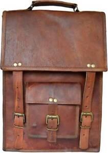 USA-Limited-Men-Briefcase-Leather-Business-Shoulder-Bag-Messenger-Satchel-Laptop