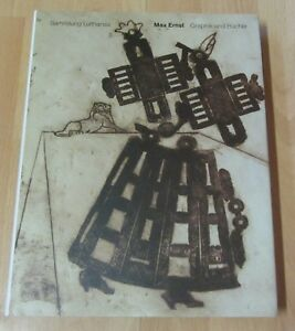 Sammlung Lufthansa: Max Ernst, Graphik und Bücher TOP Kunst - Gablingen, Deutschland - Sammlung Lufthansa: Max Ernst, Graphik und Bücher TOP Kunst - Gablingen, Deutschland