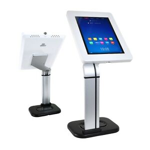 Details about UNIVERSAL TAMPER PROOF ANTI-THEFT IPAD KINDLE TABLET KIOSK  FLOOR STAND HOLDER