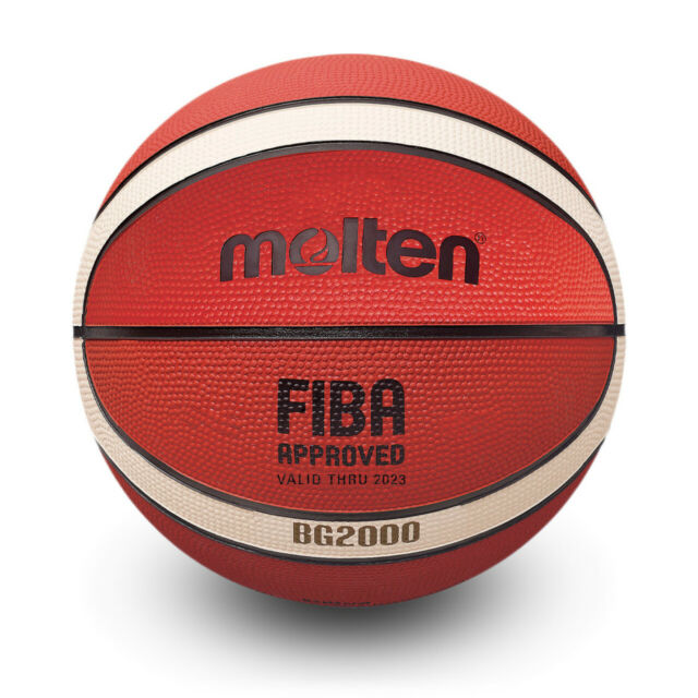 Molten 8 Panel Rubber Basketball