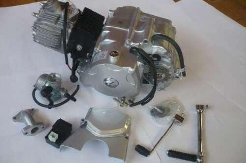 HMParts PITBIKE Monkey 4-gang Motore Set 110ccm halbautom KICK /& E-Starter in basso