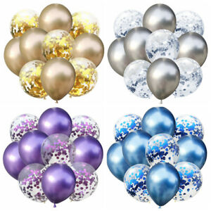 10pc-12-039-039-Confetti-Birthday-Balloons-Helium-Latex-Balloon-Wedding-Party-Decor