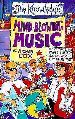 Cox Michael Book Mind Blowing Music New The Knowledge