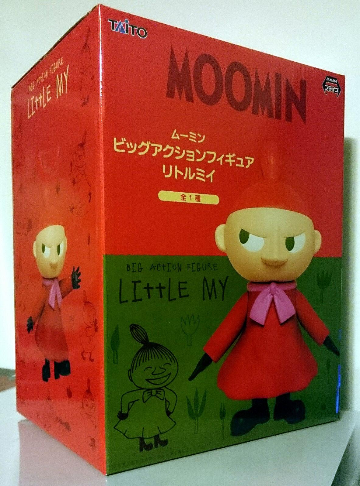 Taito JAMMA Big Action Figure Moomin Little My 30cm Tall