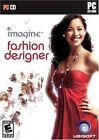 Imagine Fashion DESIGNER by Ubisoft PC Dvd-rom Version