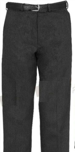 elasticated waist Free Leather Belt School Uniform Trousers for boys and girls