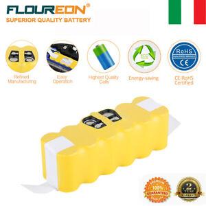 3500mAh-14-4V-Batteria-per-iRobot-Roomba-520-521-530-531-555-620-650-780-880-R3