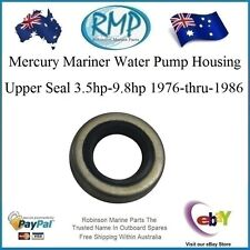 NEW Mercury Water Pump Oil Seal 1970-1975 40 45 50 65 HP 26-32121 26-35025