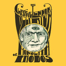 The Claypool Lennon Delirium ‎- Monolith Of Phobos 2 x LP GOLD VINYL Les Primus