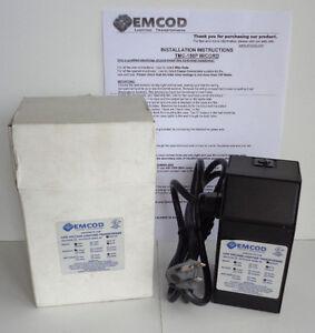 Emcod-Low-Voltage-Indoor-Lighting-Transformer-120V-TMC-150P-with-Power-Cord